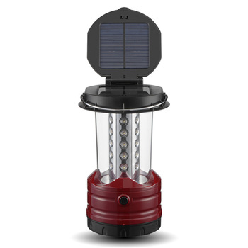 high quality rechargeable battery solar led lantern