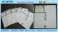 Chemicals Resistant Sheet Maunfacture Insole Toe Puff Sheet
