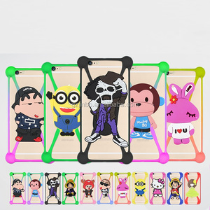 universal silicone phone case universal tablet case fit for 3.5 inch-6 inch mobile