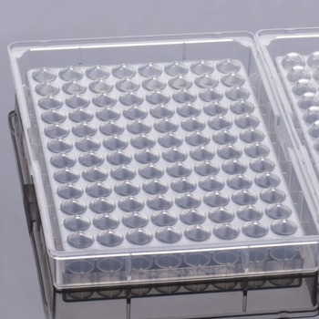 0.36mL 96 Round V-bottom deep Well Plates  for laboratory