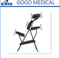 2017 GOGO best full body 3d shiatsu massage chair with cheap price