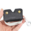 Leather Cable Holder Cord Organizer Wrap Winder
