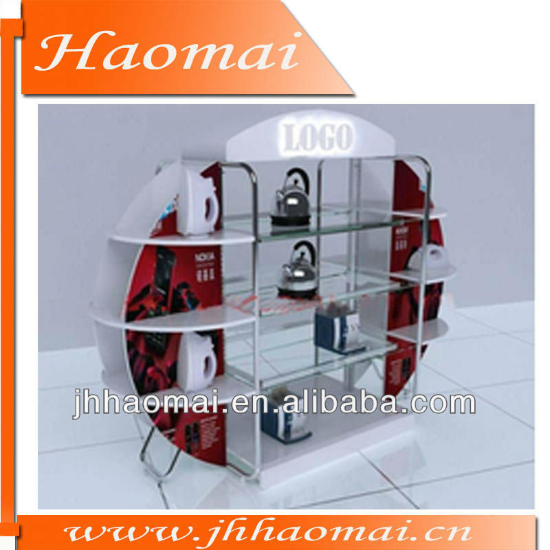 Pop Home Appliances Display Rack And Electrical Cabinets