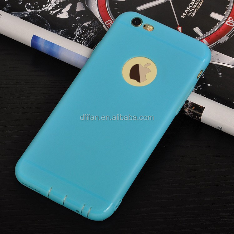 DFIFAN Wholesale Matte Case For iPhone 6, Factory Bulk Cell Phone Case For apple iphone 6s