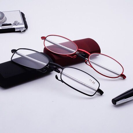 Full rim memory metal frame pc reading glasses frame eyewear for old man