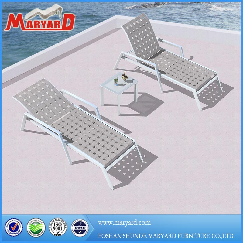 chaise lounge chairs outdoor lounge bed of foshan furniture