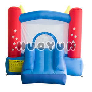 Popular Indoor Mini Inflatable Bouncy Jumping Castle Playground In Guangzhou For Sale