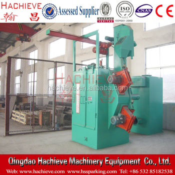 parts polishing machine