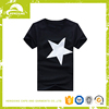 Cheap wholesale soft cotton plain custom printed mens tshirt printing