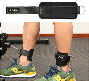 Healthy Model Life Ankle Straps By Maximize Cable Machine - First Rate Fitness Equipment for Women & Men