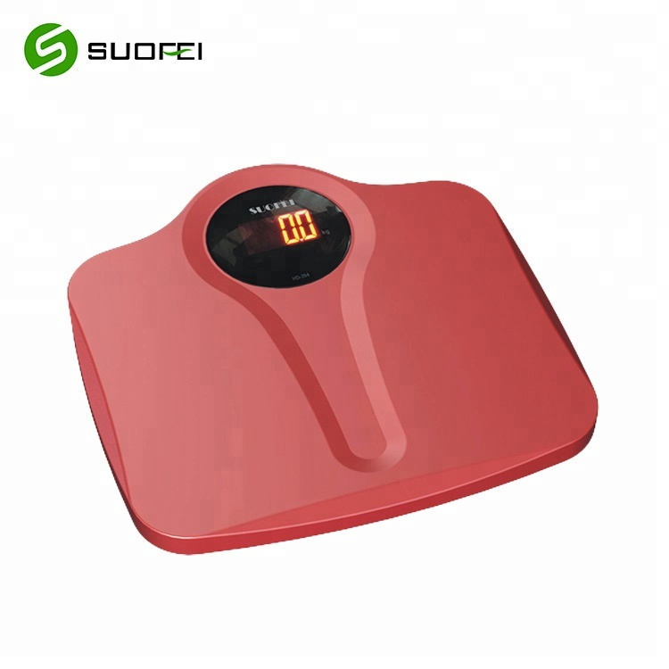 SF-187 High Quality Custom Bathroom Weighing Platform Digital Scale
