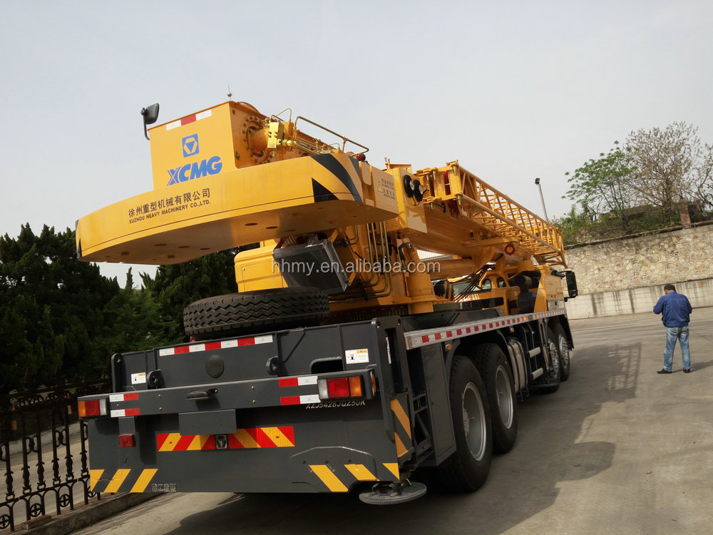Used XCMG 50ton crane 8 ton truck crane for sale for sale in shanghai
