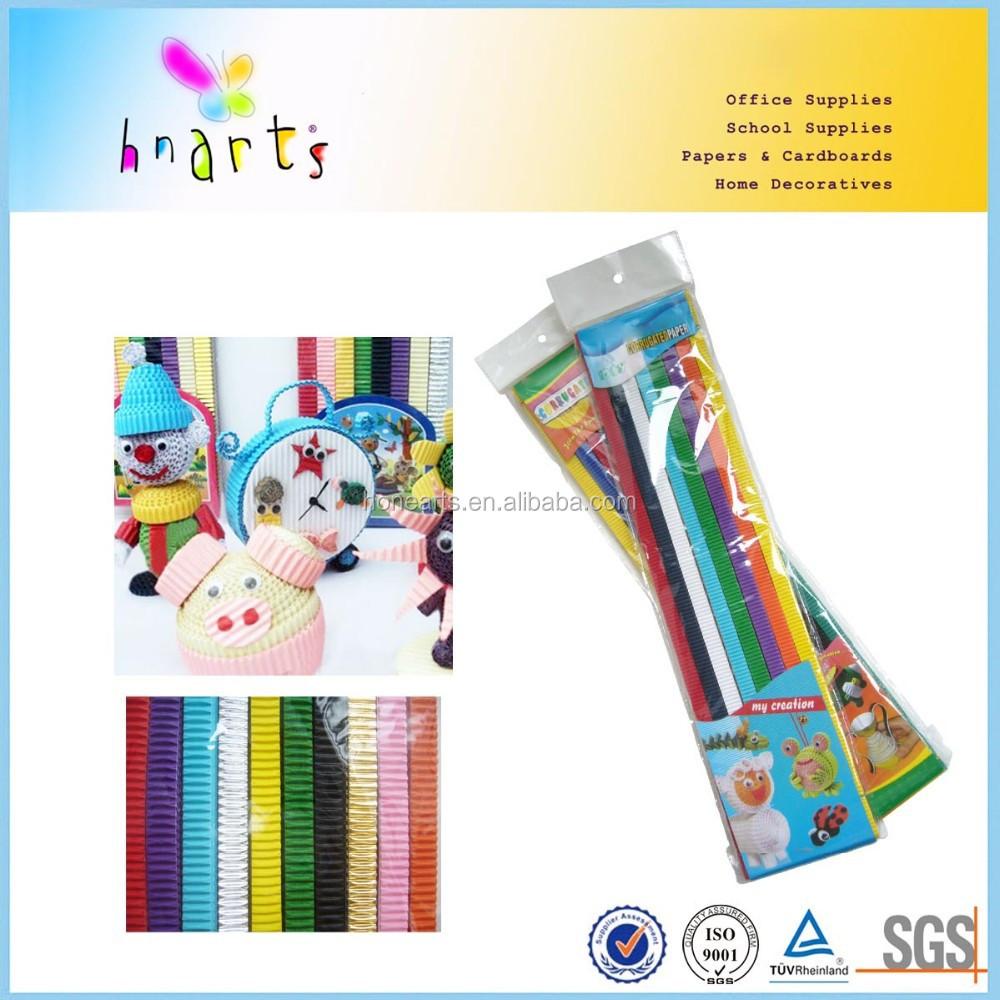 Craft kit for kids - Paper Craft Kits Handmade Paper Craft Kit For Kids Corrugated Paper Diy Adult Craft Kits