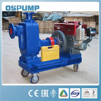 Professional design ZW series model self priming Sewage pump