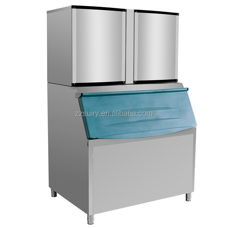 Hot selling draagbare flake ice maker