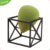 2018 Hot sell Beauty Cosmetic Powder Puff Drying Stand Makeup Puff Sponge Holder