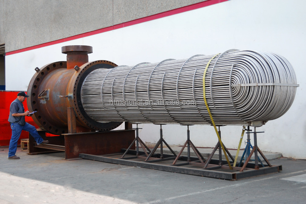 Industrial Heat Exchangers : Dx evaporador permutador de calor resfriador industrial