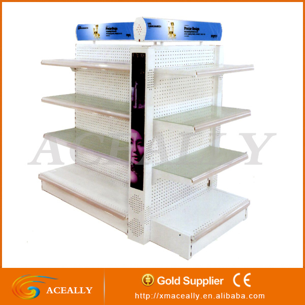 ACEALLY Top Quality Competitive Price Supermarket Rack/Gondola Shelving/Grocery Shelves For Sale