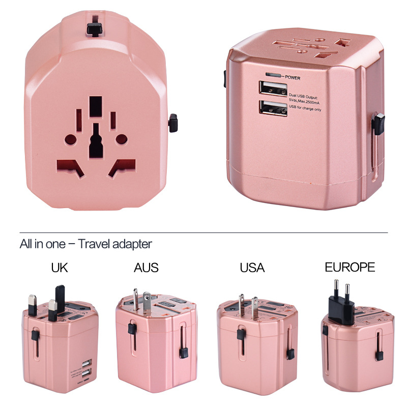 2016 New Business Anniversary International World Travel Adapter Gift Ideas