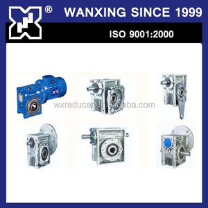 NMRV Series Worm Industry Speed Reducer Factory Selling Electric Vehicle Gearbox