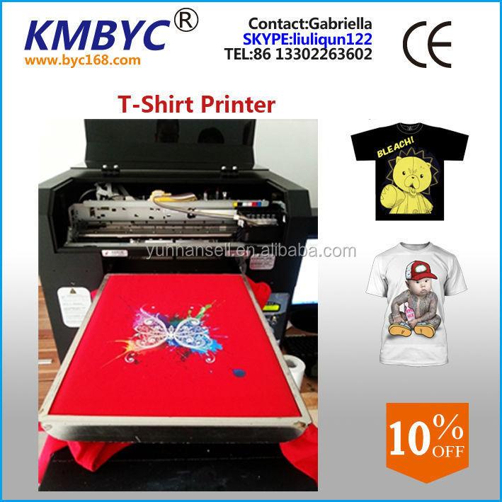Automatic Dgt Printer Hot Sale Cheat Price T Shirt Printer Personalized  Custom T Shirt Printing Machine - Buy Personalized Custom T Shirt Printing