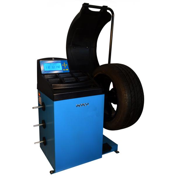 CE approved cheap wheel balancer /Tyre balancing machine/ China Wheel Balancer