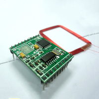 Long Range Rfid Tag Reader Rs232 125Khz,134Khz