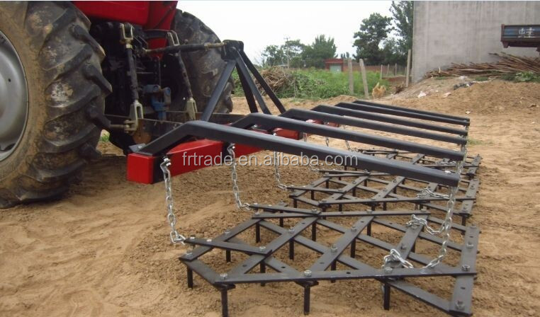 Allied Farm King 3 Point Hitch Drag Harrow