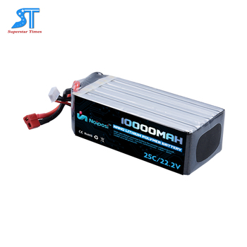 22.2V 25C 6S 10000mah Lipo battery for Helicopter