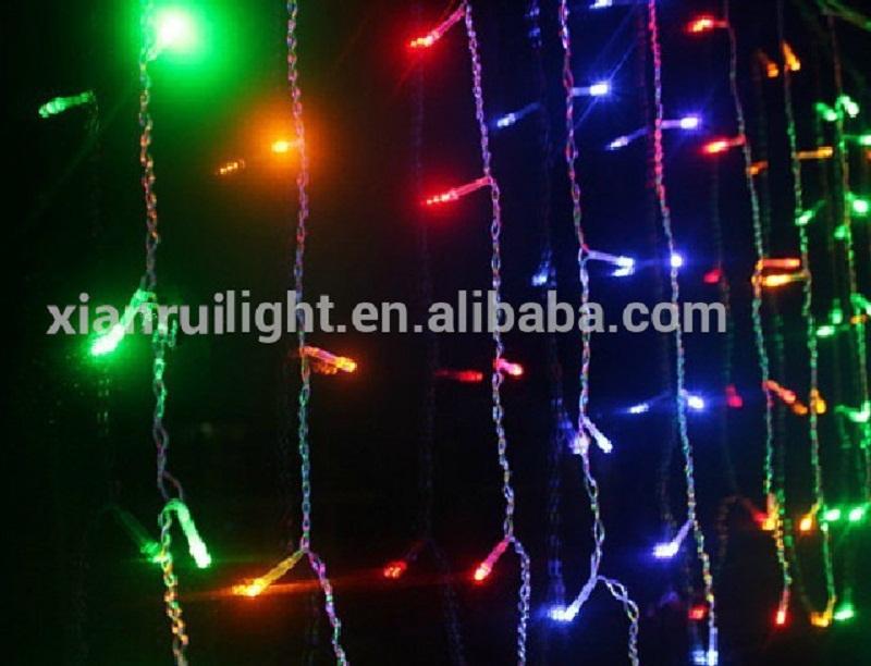 Weihnachten Führte Fee String Ball Lichter Schnee Hängen Globus ...