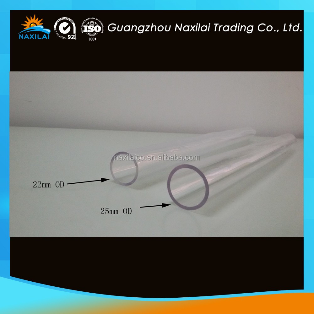 transparent polycarbonate tube inflatable water tube