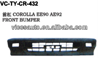 Front Bumper For Toyota Corolla Ae110 95-98 - Buy Front Bumper For Toyota  Corolla Ae110 95-98,Front Bumper For Toyota Corolla Ae110 95-98,Front  Bumper