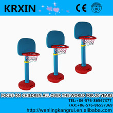 Plastic removable Children mini Basketball Stand for 2-12 years old kids