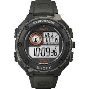"TIMEX EXPEDITION VIBE SHOCK CAMO WATCH ""Prod. Type: Outdoor"""