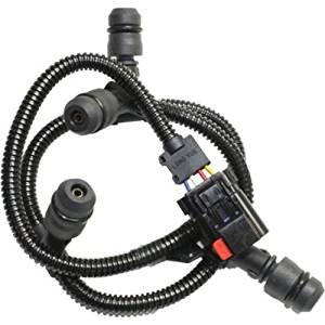 Perfect Fit Group REPF108702 - Econoline Van / F-Series Super Duty Pickup Glow Plug Wiring Harness, LH, 8 Cyl, 6.0L, Diesel