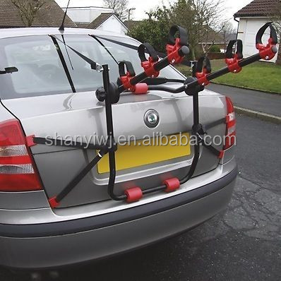 Rear Mount Car Bike Rack 3 Bike carrier