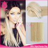 hot new imports 613 color weave human hair tape human hair extension