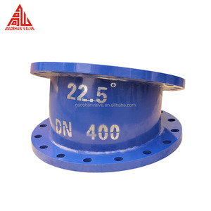 Good Price Of Carbon Steel Flanged Pipe Fitting 22.5 Degree Elbow