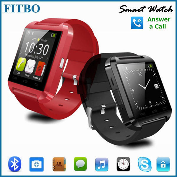 Vibration Alert cheap mtk 6260 smart watch phone for Google Nexus 4/5 Lumia 920 LG G2 G3 G4