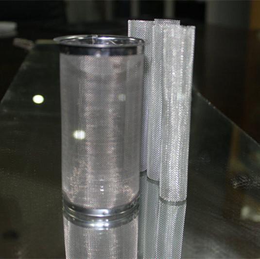 201 304 filtro de aire de malla de acero inoxidable - Filtro de malla ...