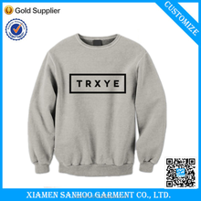 Cheap Custom French Terry Hoody Sweater High Quality Fashion Mens Hoodie Sweater