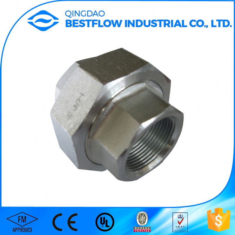 Strict quality management forged high pressure 45 degree forged stainless steel elbow pipe fitting