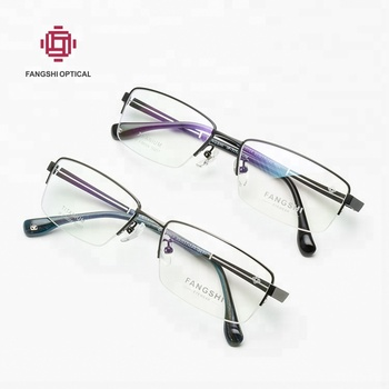 d31b37a8e7be Best Selling Brand Stock Pure Titanium Eyewear Pictures Of Optical Frames