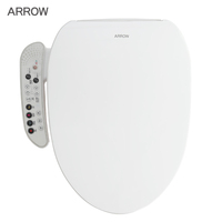 ARROW branded Automatic intelligent electric instant heated spray seat dispenser smart toilet seat cover