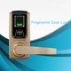 Intelligent Digital Small Metal Electronic Fingerprint Door Lock CC-SL088G