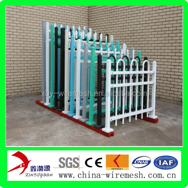 ISO9001 ornametal iron fencing