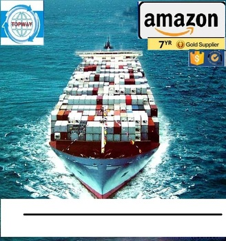Global shipping service from China to amazon warehouse fba