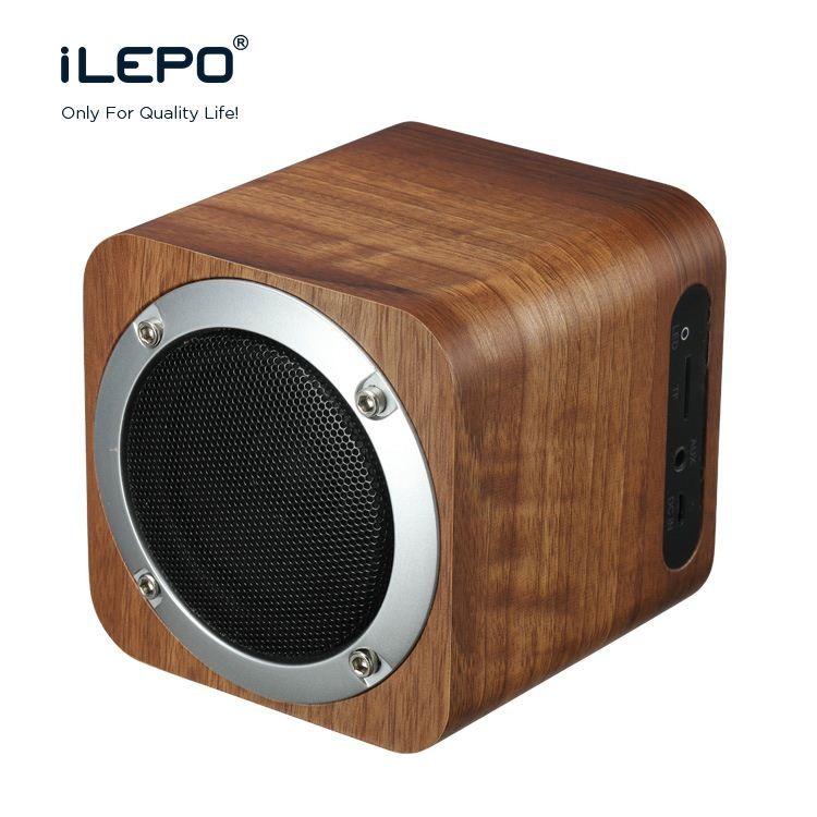 2016 best wooden box dc 5v wireless bluetooth speaker ws 887