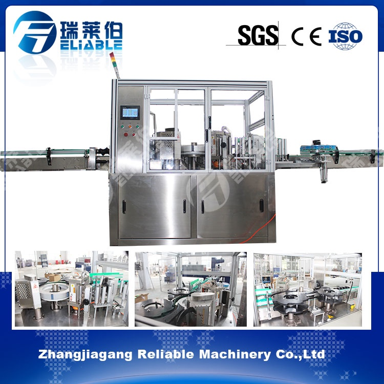 Top grade sticker labeling machine glue bopp labeling machine
