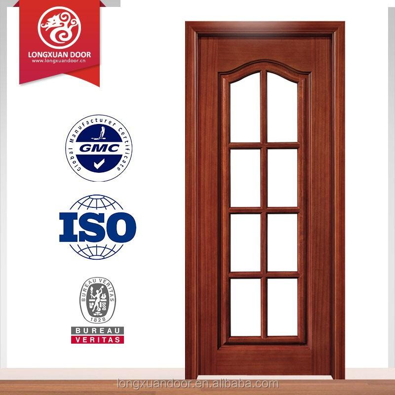 Maquetas de madera para las puertas de interior for Modelos de puertas de madera para dormitorios